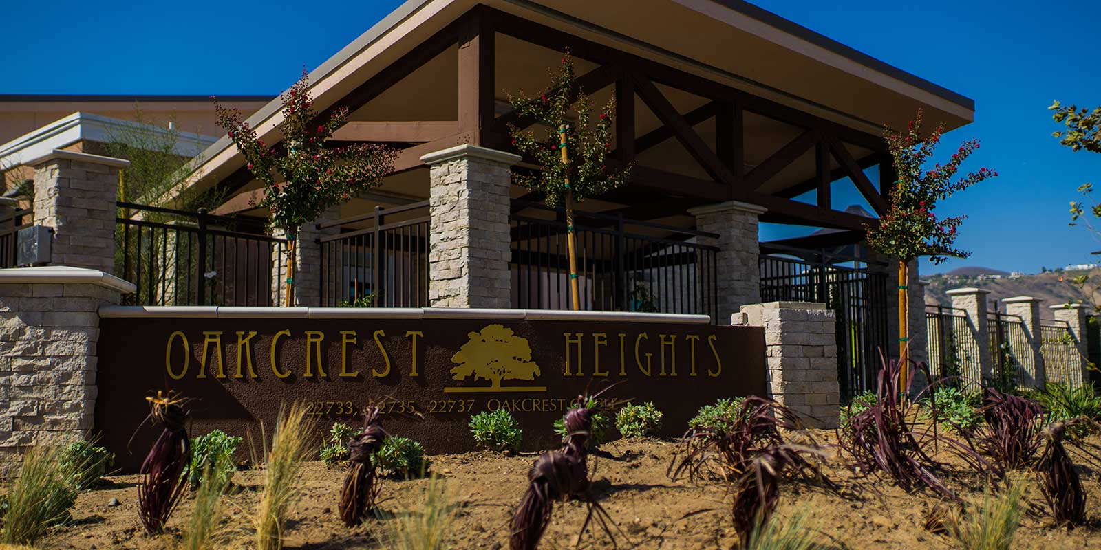 Oakcrest Heights, Yorba Linda, California