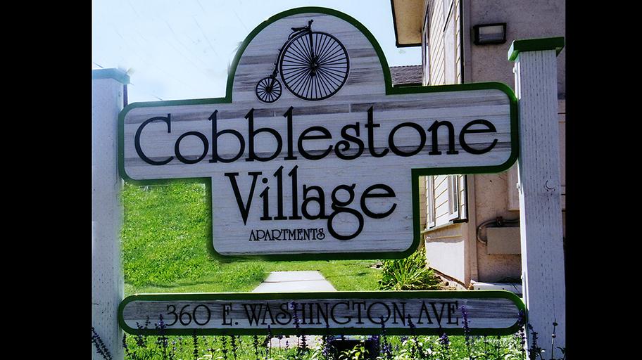 Cobblestone Village in Escondido, California
