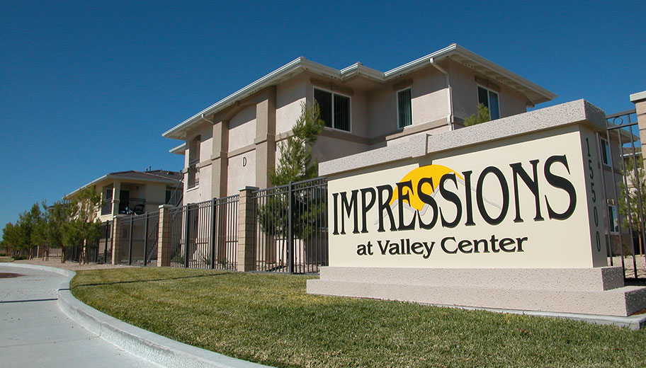 Impressions at Valley Center in Victorville, California