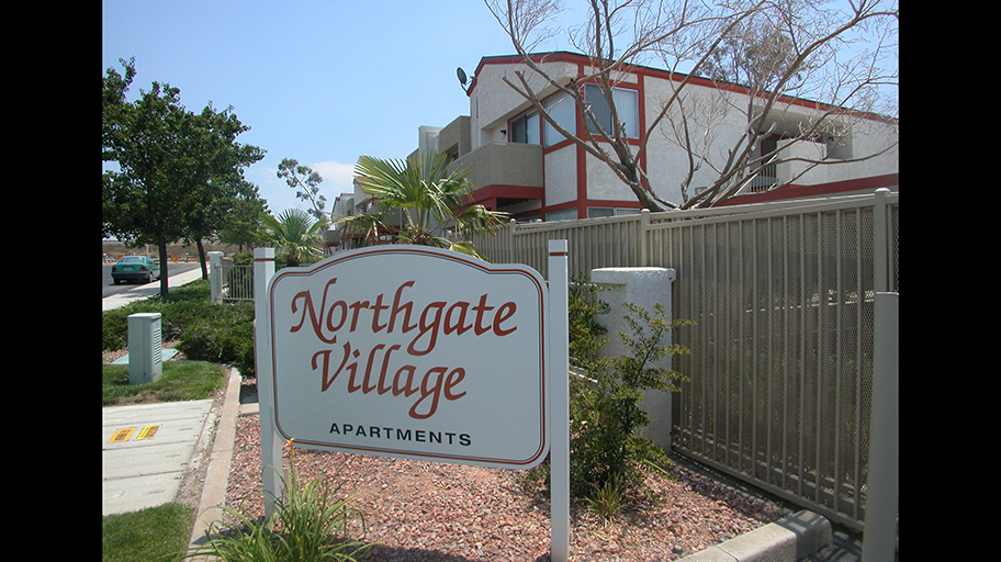 Northgate Village in Victorville, California