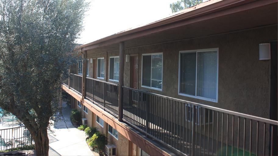 Promenade in West Covina, California
