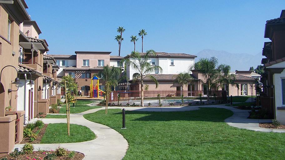 San Antonio Vista in Montclair, California