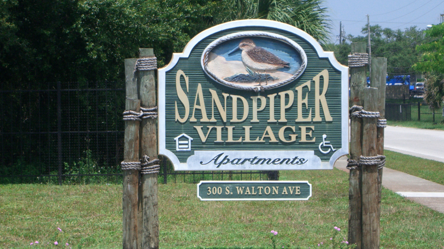 Sandpiper Village in Tarpon Springs, Florida