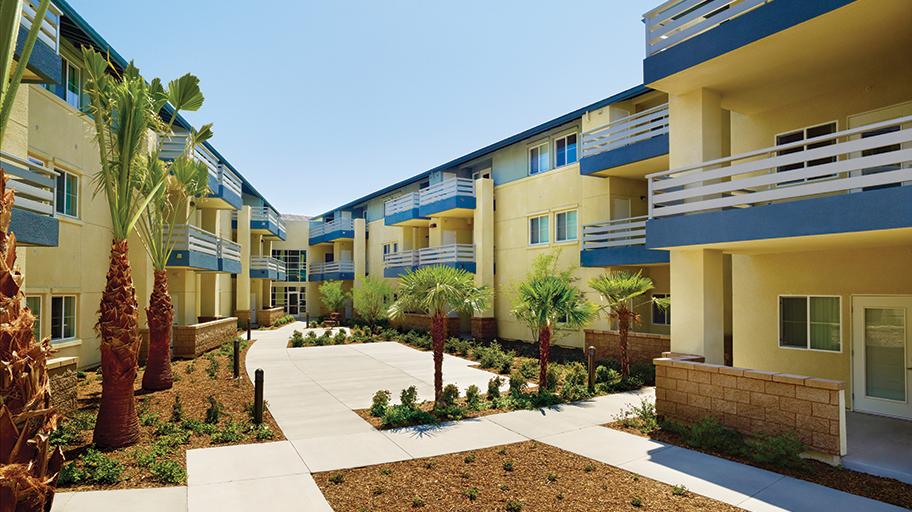 Summer Terrace in Palmdale, California