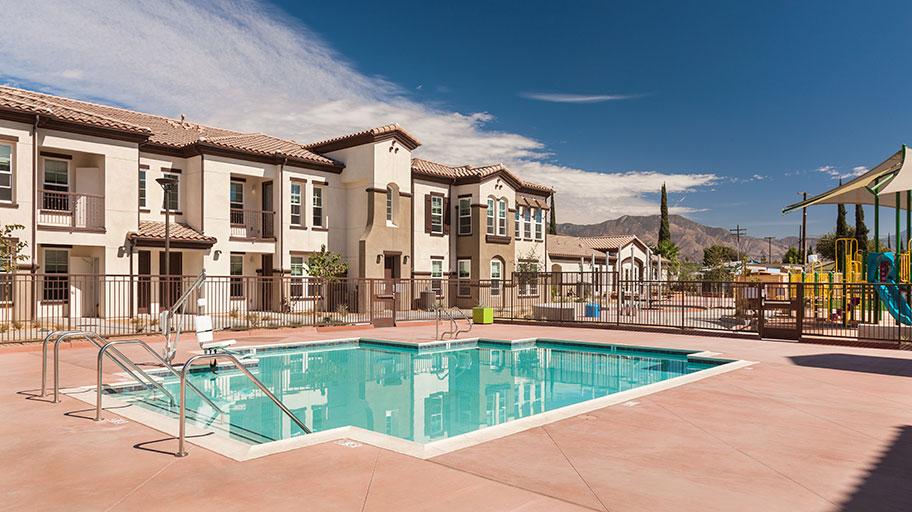 Valencia Vista in San Bernardino, California