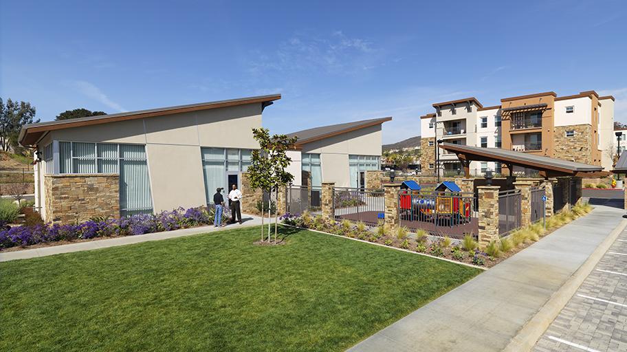 Westlake Village in San Marcos, California