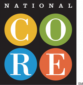 National CORE logo
