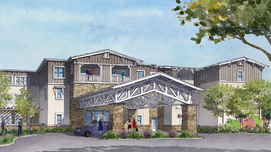 Now Open!  The Wait List for Day Creek Senior Villas, a Much-Anticipated Affordable Senior Housing Community, in Rancho Cucamonga