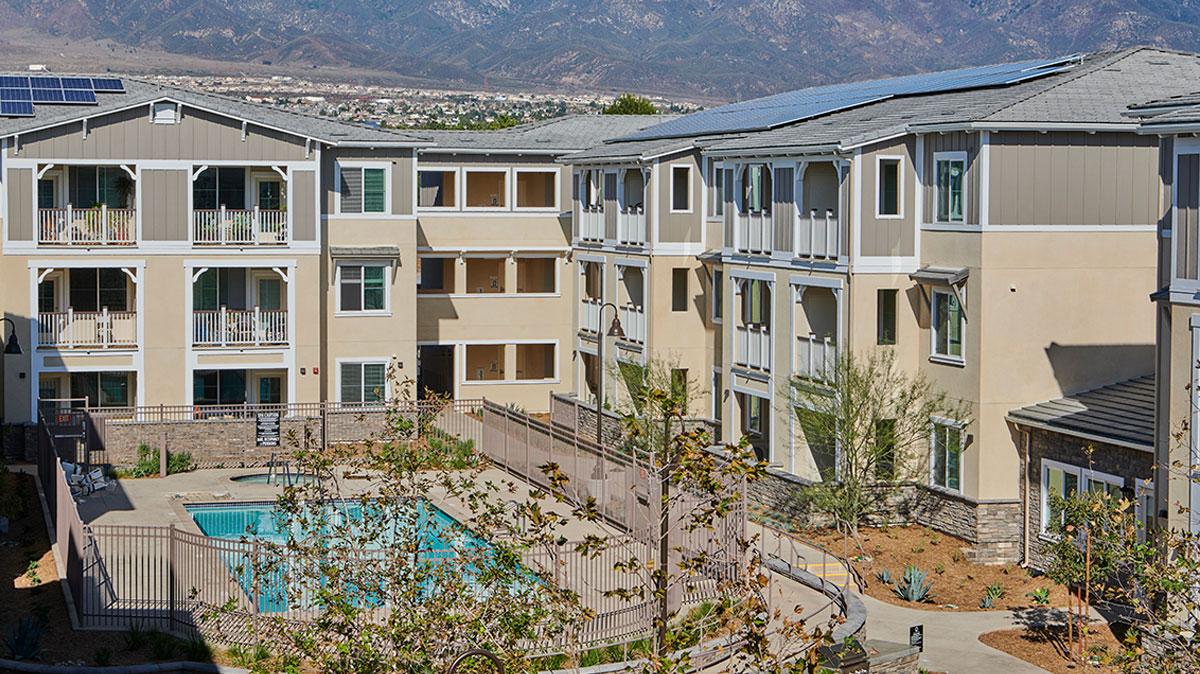 Day Creek Senior Villas, Rancho Cucamonga, CA