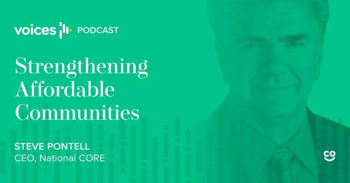 Steve PonTell: Strengthening Affordable Communities