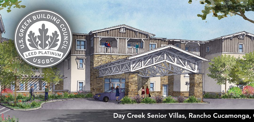 Day Creek Senior Villas - LEED Platinum