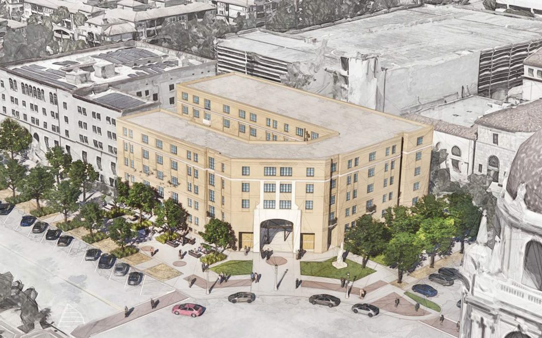 City of Pasadena Moves Forward with Proposed Senior Affordable Housing at Civic Center