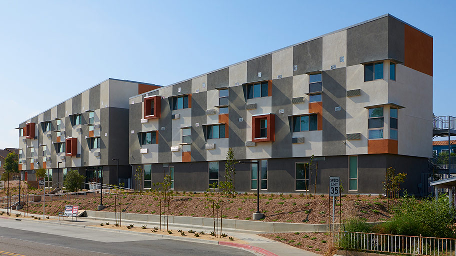 San Ysidro Senior Village Opens During the Pandemic