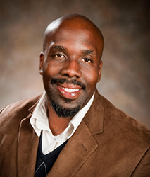 Bryce Hudson, Director of Diversity, Equity, and Inclusion at National CORE