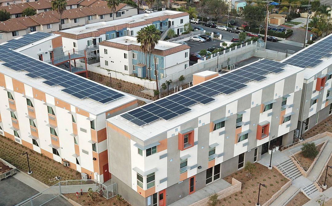San Ysidro Senior Village, San Diego, California